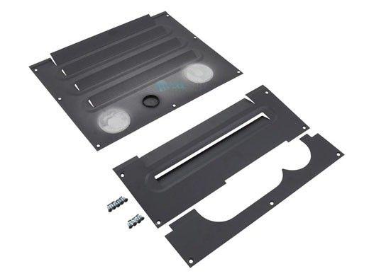 Raypak Access Panel Set | Polymer Header Units | 010311F