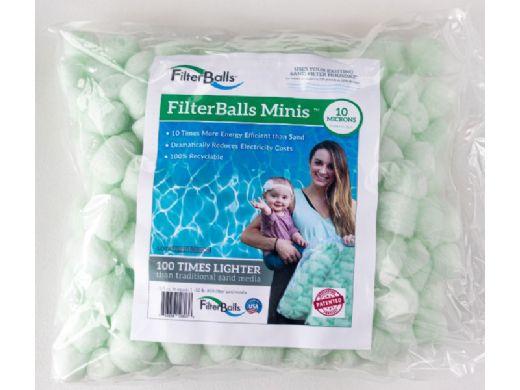 FilterBalls Minis Filtration Media | 15 Microns | 603658128241
