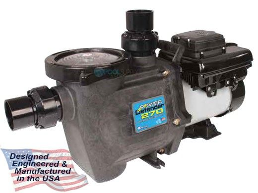 Waterway Power Defender 270 Variable Speed Pump 2.7HP 230V | PD-VSC270