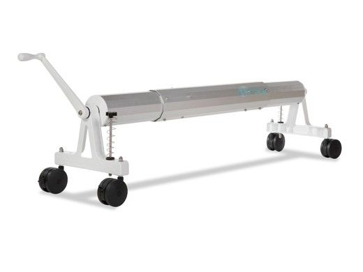 """Rocky's Reel Systems #5 Portable Residential Solar Reel System   4"""" Adjustable Tubing 16' to 23'   315/327"""