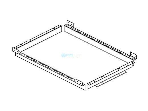 Raypak Refractory Retainer Kit   010265F