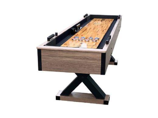 Hathaway Excalibur 9-Foot Shuffleboard Table | BG50356