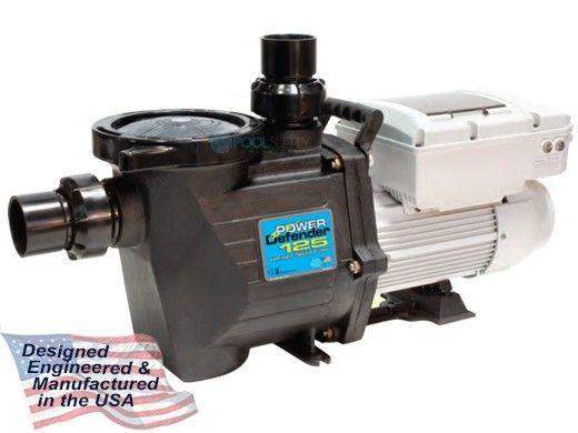 Waterway Power Defender 125 Dual Voltage Variable Speed Pump 1.25HP 115/230V | PD-VSA125