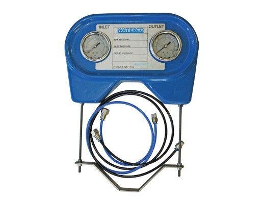 Waterco Dual Pressure Gauge Panel-Differential Pressure 4Bar   60 PSI   W22345A