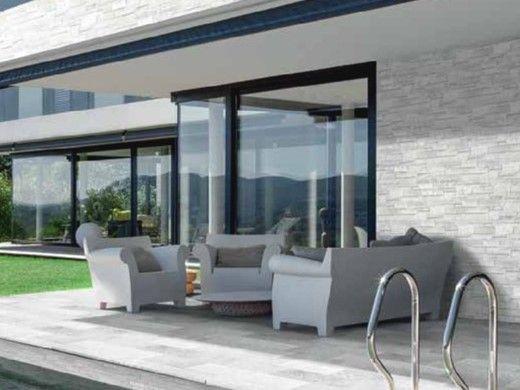 National Pool Tile Carrara Porcelain Tile Corner | Bianco White | CRA-BIANCO CNR