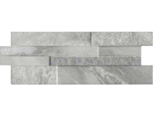 National Pool Tile Carrara 6 1/4x15 3/4 Porcelain Tile | Grigio Gray | CRA-GRIGIO