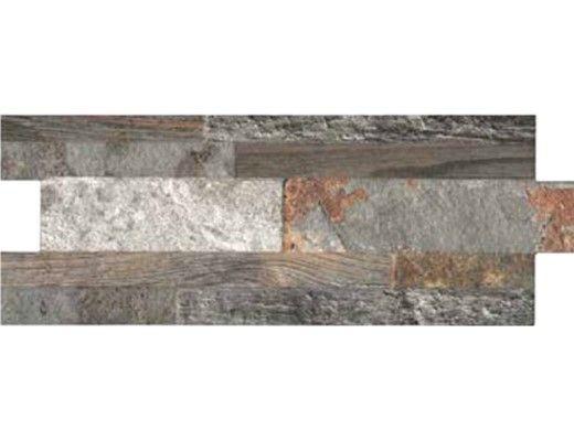 National Pool Tile Rockwood Porcelain Tile   Rusty Bark   RKW-BARK
