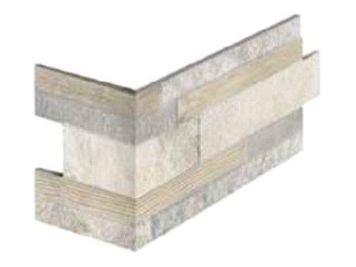 National Pool Tile Rockwood Porcelain Tile Corner | Natural Beige | RKW-BEIGE CRN