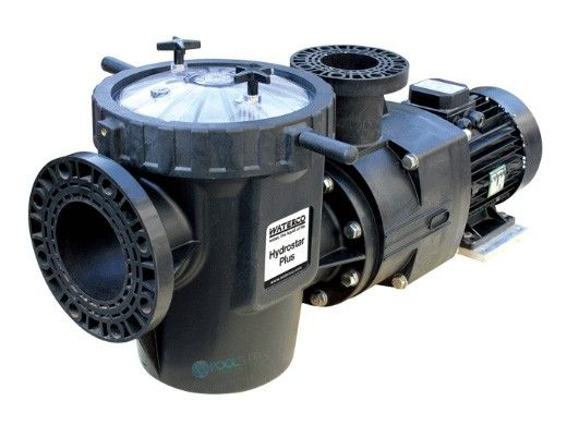 Waterco Hydrostar Plus 7.5HP Commercial High Performance Pump with Strainer   3-Phase 208-230/460V   24607506A