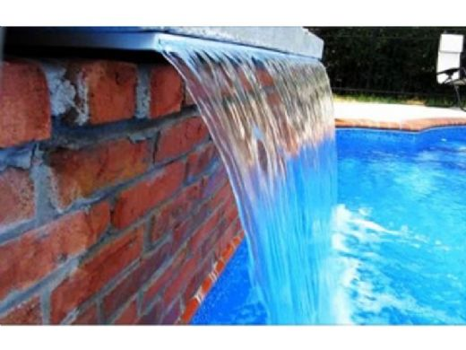 "Natural Wonders Classic 72"" Waterfall with 