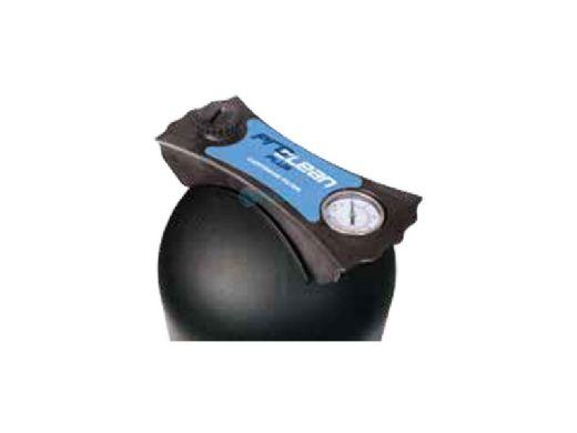 Waterway ProClean Plus Inground Pool Single Cartridge System | 1HP Supreme 2-Speed Pump 100 Sq. Ft. Filter | FPS10010-6