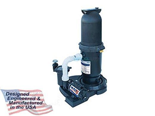 Waterway ProClean Plus Above Ground Pool Single Cartridge System | 2HP Hi-Flo II Pump 200 Sq. Ft. Filter | 520-6520-6S