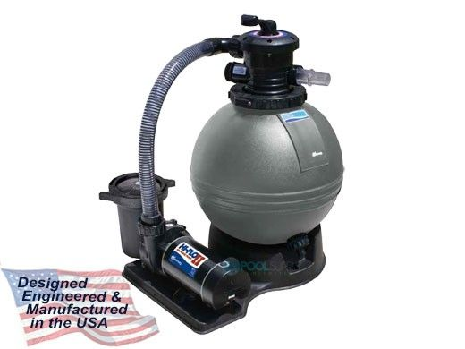 """Waterway ClearWater Above Ground Pool 26"""" Sand Standard Filter System 