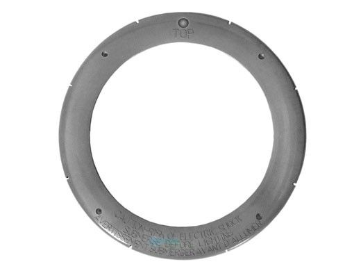 Pentair Large Plastic Face Ring   Gray   79212165