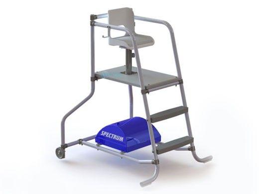 Spectrum Aquatics Discovery 5' Portable Lifeguard Chair   20140