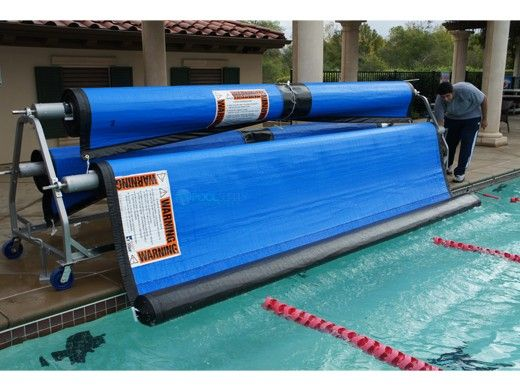 T-Star T30 Series Large Capacity Manual Storage Reel | Single 17' Long Tube | 1 Tube to Hold 1 Large Cover | T31-17