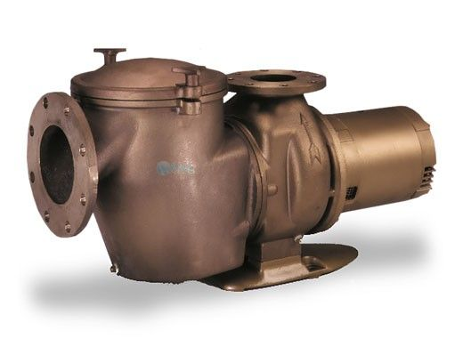 Pentair C Series 7-1/2HP Standard Efficiency Single-Phase Commercial Bronze Pump High Head | 200/208V 60 Hertz | CH-75 | 348005