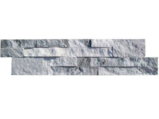 National Pool Tile Natural Ledgerstone 6x24 | Gray Marble | LDGR-MARBLE
