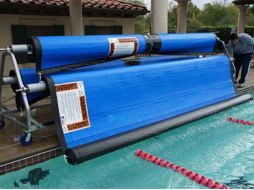 T-Star T30 Series Large Capacity Manual Storage Reel | Double 20' Long Tube | 2 Tubes to Hold 2 Large Covers | T32-20
