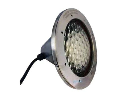 J&J Electronics Incandescent Inground Pool Light Fixture | 500W 120V 50' Cord | TPL-P120-500-50