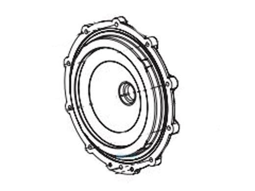 Waterway Booster Pump Back Faceplate | 311-8300