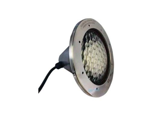 J&J Electronics Incandescent Inground Spa Light Fixture   100W 120V 150' Cord   TPL-S120-100-150