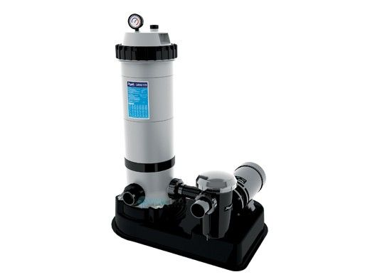 Raypak Protege RPCFP100 Above Ground Pool Cartridge Filter System | 100 Sq. Ft. Filter 1HP Pump | 110/115V | 018200