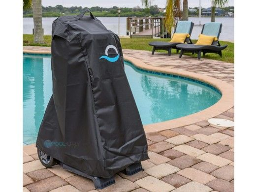 Maytronics Dolphin Robotic Pool Cleaner Premiere Caddy Cover   9991795-R1