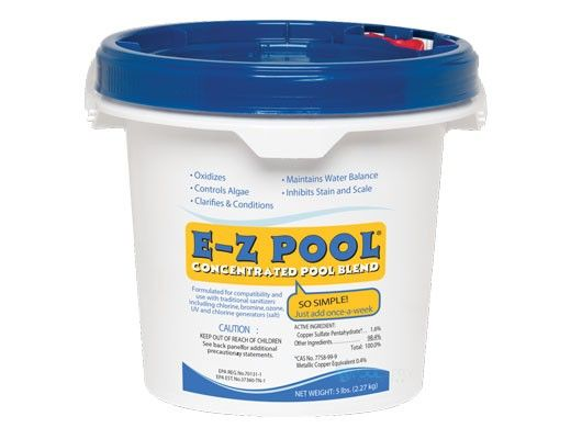 APi E-Z POOL Water Care Program | 5 lbs | EZP05