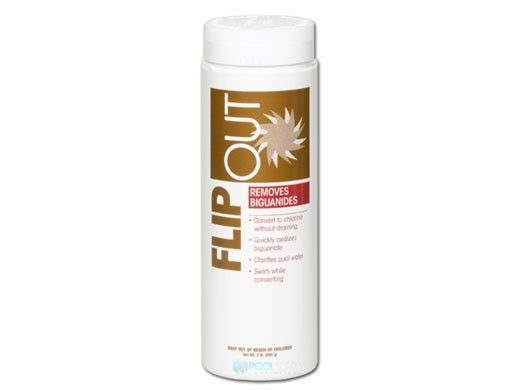 APi FLIP-OUT Water Purification Biguanide Remover   2 lb   EZFO2