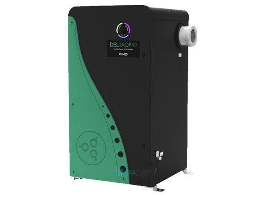 DEL AOP 40 Ozone + UV Sanitation for Residential Pools | 40,000 Gallons | 120V/240V | 53000-040-000