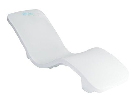 SR Smith R-Series Rotomolded In-Pool Lounger   White   RS-1-2