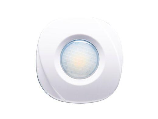 S.R.Smith Mod-Lite MultiWhite LED Underwater Pool Light with PowerPass Wireless Technology | 8-Watt 12V 80' Cord | MLED-MW-80