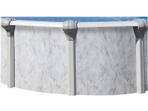 """Tahoe 8' x 12' Oval Above Ground Pool 