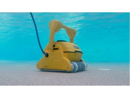 Maytronics Dolphin Wave 100 Inground Commercial Robotic Pool Cleaner | 9999096X-USW