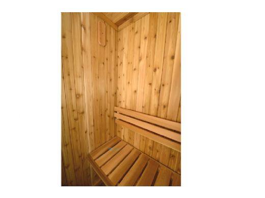 Almost Heaven Saunas Logan 1-Person Sauna   Clear Cedar   AHLGN1PRC