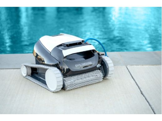 Maytronics Dolphin Explorer E20 Inground Robotic Pool Cleaner | 99996148-XP