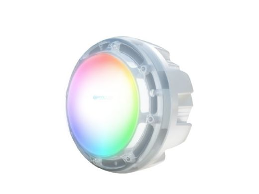 PAL Lighting Evenglow LED Multi-Color Pool & Spa Light Bulb with Remote | 8.5W 120V | 64-PAL-SRL-RGB-120