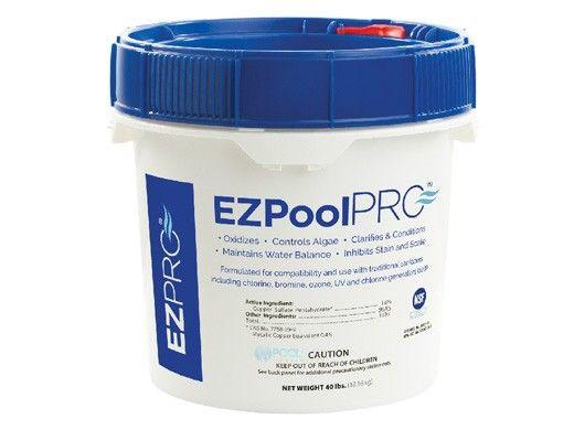 APi EZPoolPRO Commercial Water Care Program   40 lbs   EZPP40