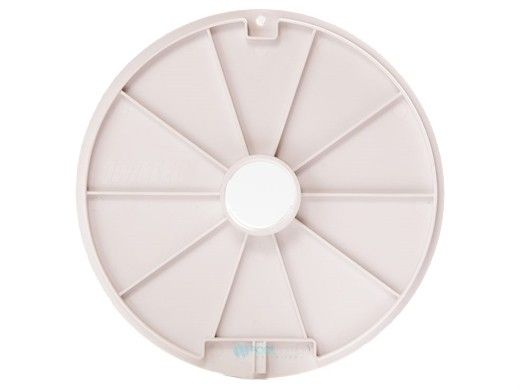 """QwikLED Plate Adapter for 1.5"""" LED Pool & Spa Light Retrofit   White   51497200619"""