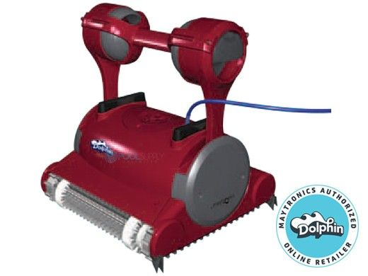 Maytronics Dolphin C Series Edge Inground Robotic Pool Cleaner | 99996359