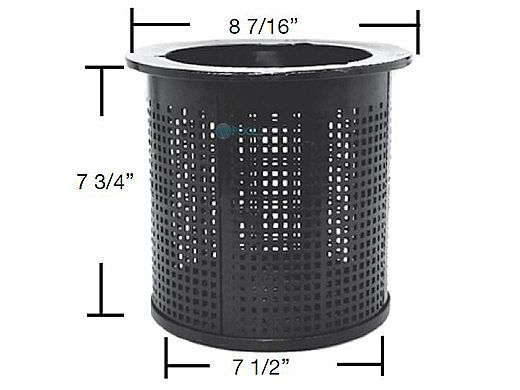 Aladdin Basket for American Concrete Skimmer | B-37