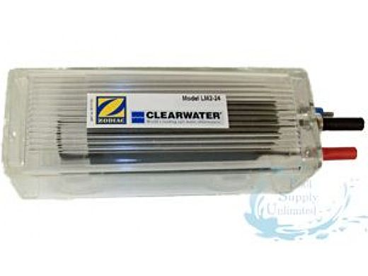 zodiac clearwater lm2 series replacement cell lm2 24 w202051 rh poolsupplyunlimited com Hot Tub Air Blowers Spa Blower Parts