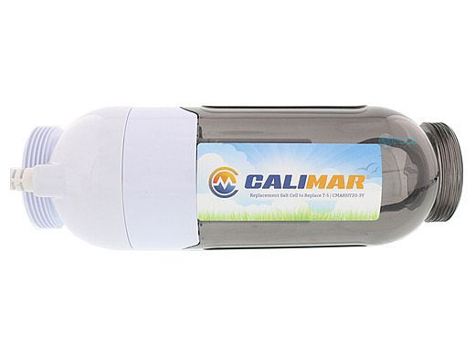 CaliMar® Clear Replacement Salt Cell For Hayward T-CELL-5 with Cord | 3-Year Warranty | 20,000 Gallons | CMARHY20-3Y