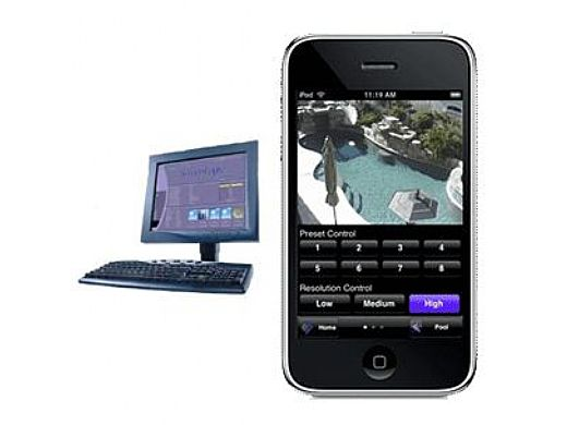 Pentair ScreenLogic2™ Interface for IntelliTouch and EasyTouch Automation  Systems   520500