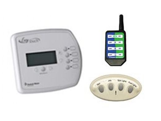Pentair EasyTouch   Pool and Spa System   IC40 IntelliChlor System   Filter + 7 Circuits   520545