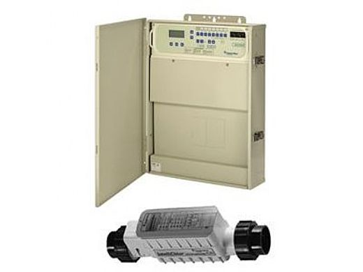 Pentair EasyTouch | Single Body System | IC40 Intellichlor System included | Filter + 7 Circuits | EC-520705