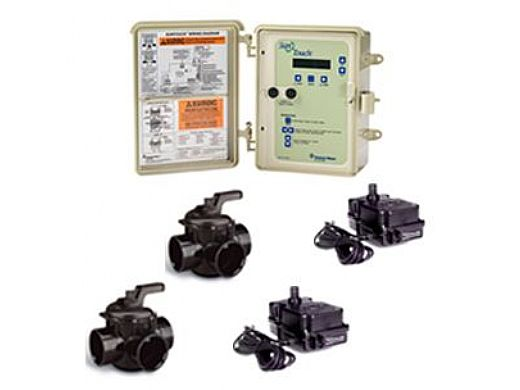 Pentair SunTouch | Control System (Pool/Spa) | Includes 2 actuators and 2 temp sensors | 520820