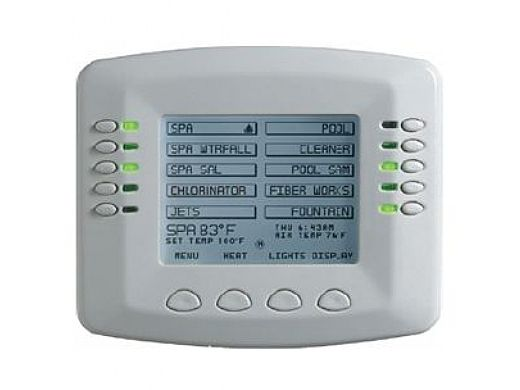 Pentair IntelliTouch   Indoor Wired Control Panel   520138