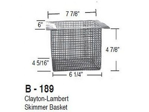 Aladdin Basket for Clayton-Lambert Skimmer   B-189